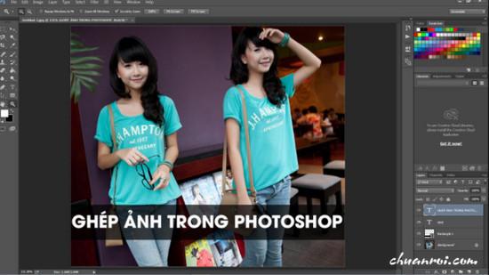 huong dan va thuc hanh photoshop