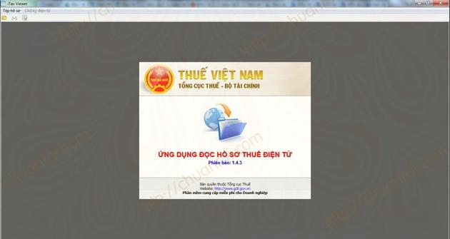 tai phan mem ho tro doc file xml itaxviewer
