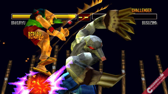 tai bloody roar full