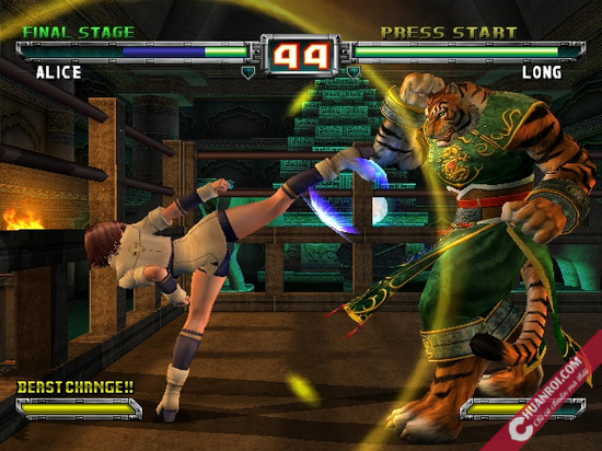 download bloody roar full 4 phan