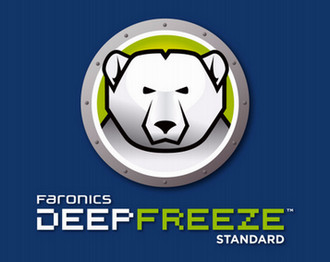 Deep Freeze Standard 8 Full Keygen, đóng băng hệ thống