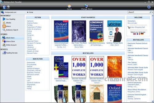 download mobipocket reader vn zoom
