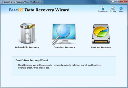 easeus data recovery wizard professional 5.0 1 cracked