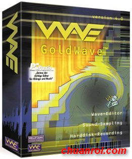 GoldWave Crack - Tải GoldWave 5.67 Cr@ck full chức năng, biên tập âm thanh chuyên nghiệp