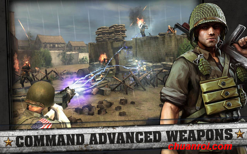 tai game frontline commando cho android