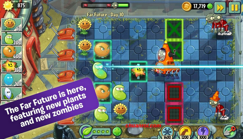 tai plants vs zombies 2