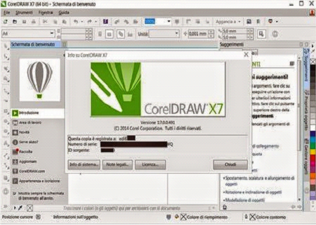 corel x7 full crack