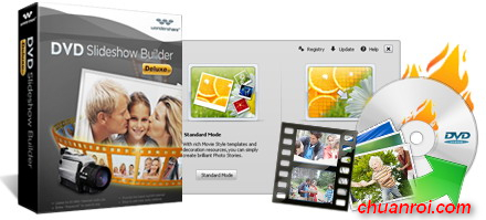 wondershare dvd slideshow builder deluxe 6.1.0.41