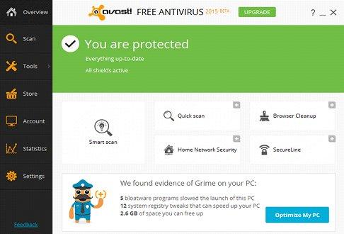 Download avast free antivirus bản mới nhất diễn đàn công nghệ.