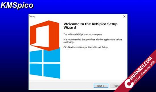 KMSPico, bản quyền Windows và Office 2016, 2013, 2010, 2007, Win 10,8,7
