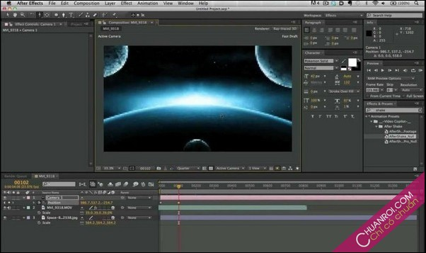 Download Adobe After Effect CS6