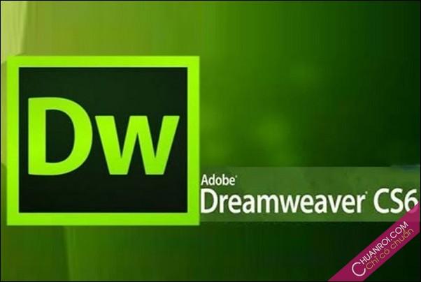 Tai Dreamweaver CS6