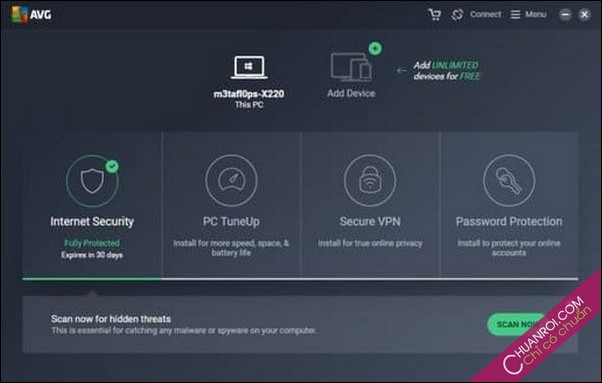download avg internet security