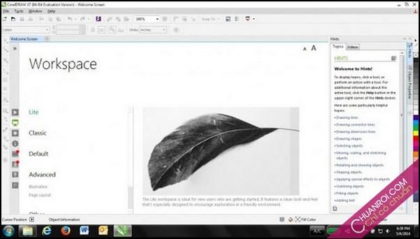 Download CorelDRAW Graphics Suite Crack