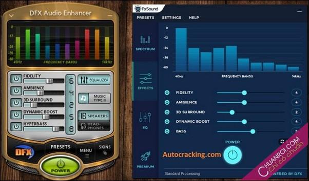 DFX Audio Enhancer Final