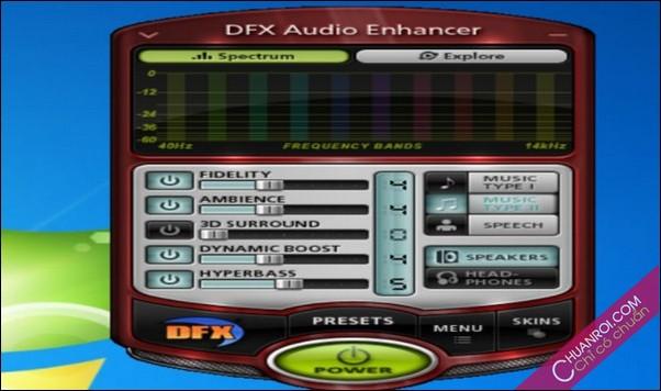 Download DFX Audio Enhancer Final