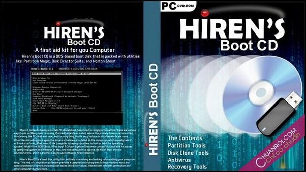 Download hiren boot