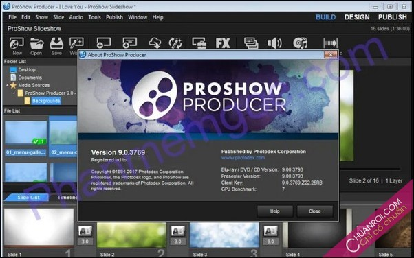 Active Proshow Producer