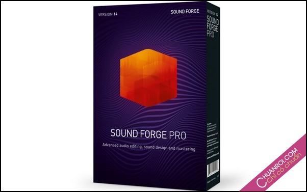 SONY Sound Forge Pro