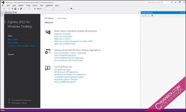 Tai Visual Studio