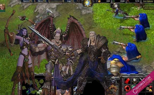 Download Warcraft 3