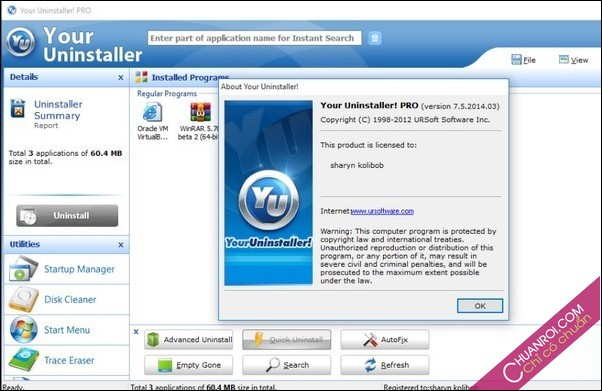 your uninstaller download